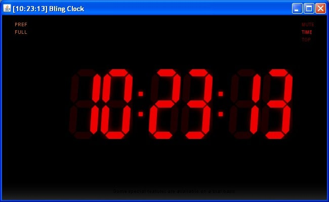 Download Bling Clock Free Latest Version