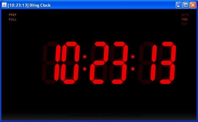 Bling Clock Download