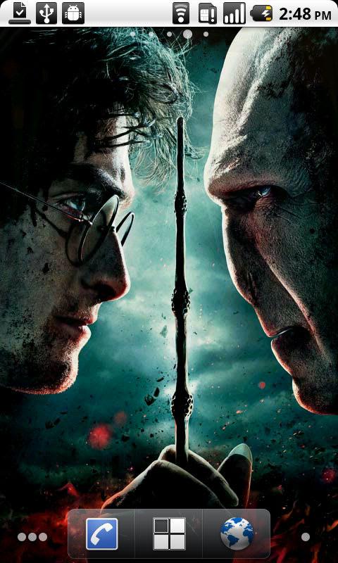 Harry Potter Livewallpaper