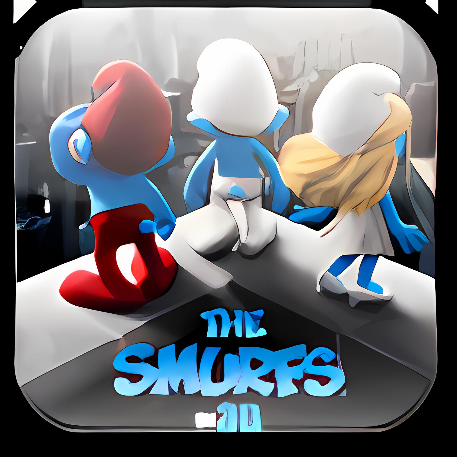 Smurfs 3D Livewallpaper
