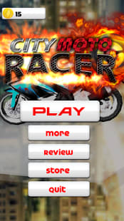 Moto Turbo Race 3D