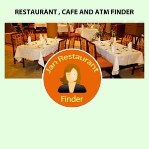 Jan Restaurant Finder 1