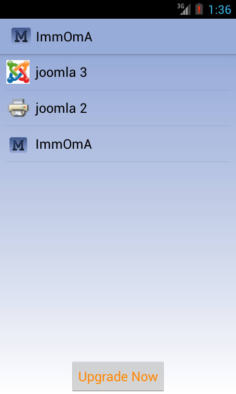 ImmOmA