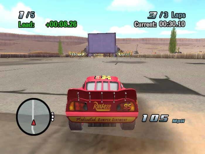 تحميل لعبة cars race o rama