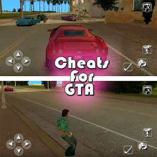 Great Cheats for GTA Vice City