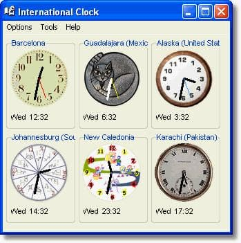 International Clock