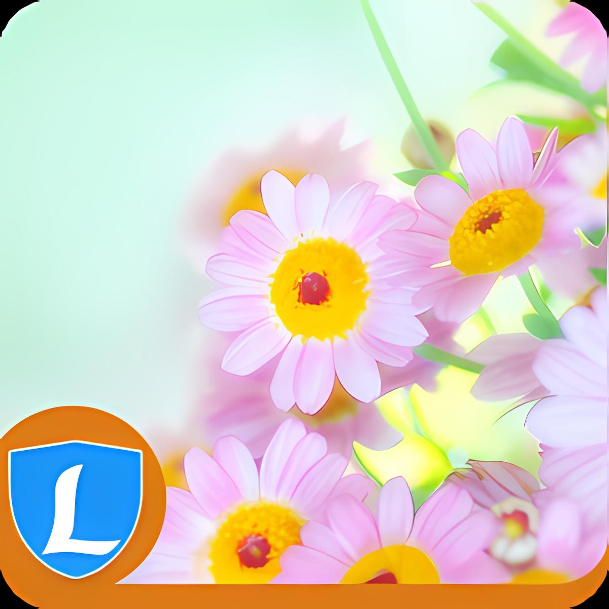AppLock Tema Flor silvestre