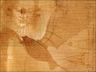 LeonardoDaVinci Wallpaper