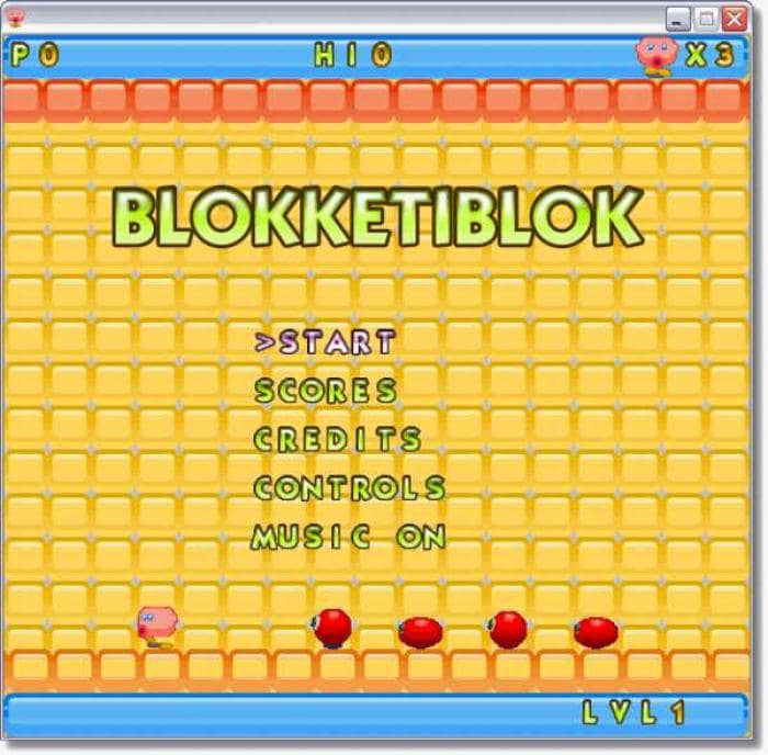 Blokketiblok