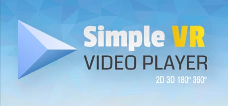Simple VR Video Player 2016