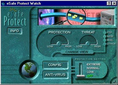 eSafe Desktop