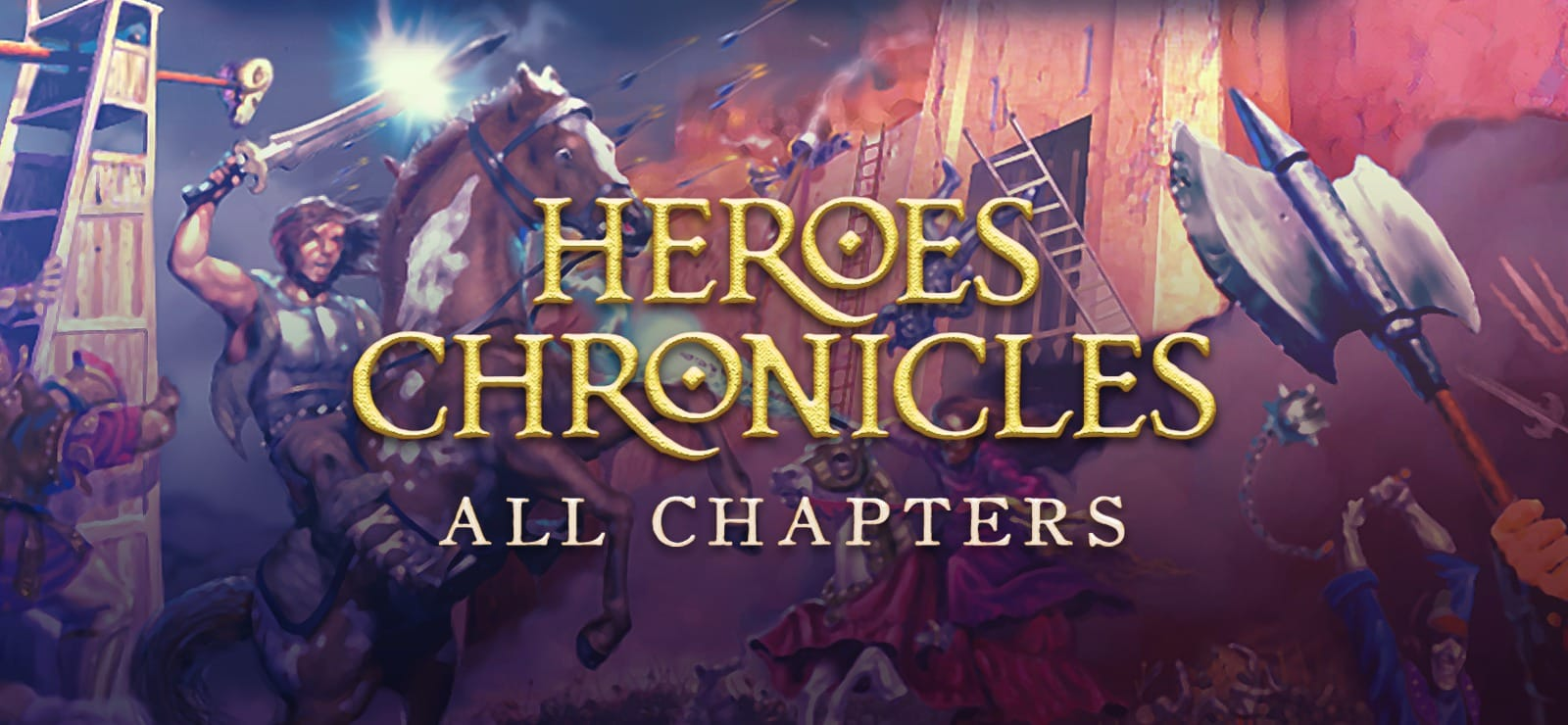 Heroes Chronicles: All Chapters varies-with-device