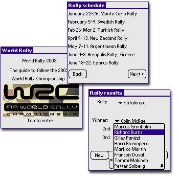 2003 Rally