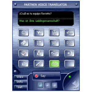 ECTACO Voice Translator Spanisch-Deutsch