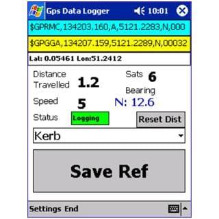 GPS Logger 2005