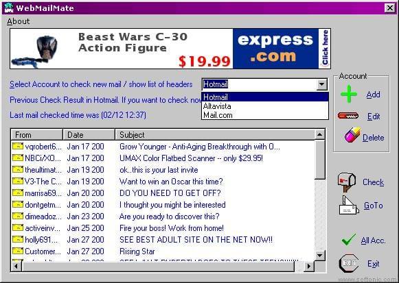 WebMailMate