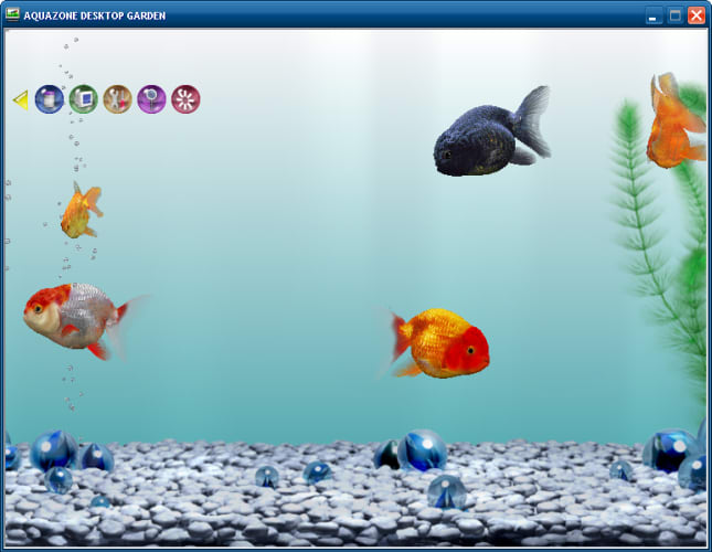 Aquazone Classic Expansion Goldfish Pack