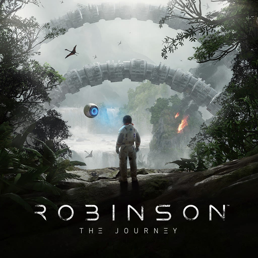 Robinson: The Journey PS VR PS4