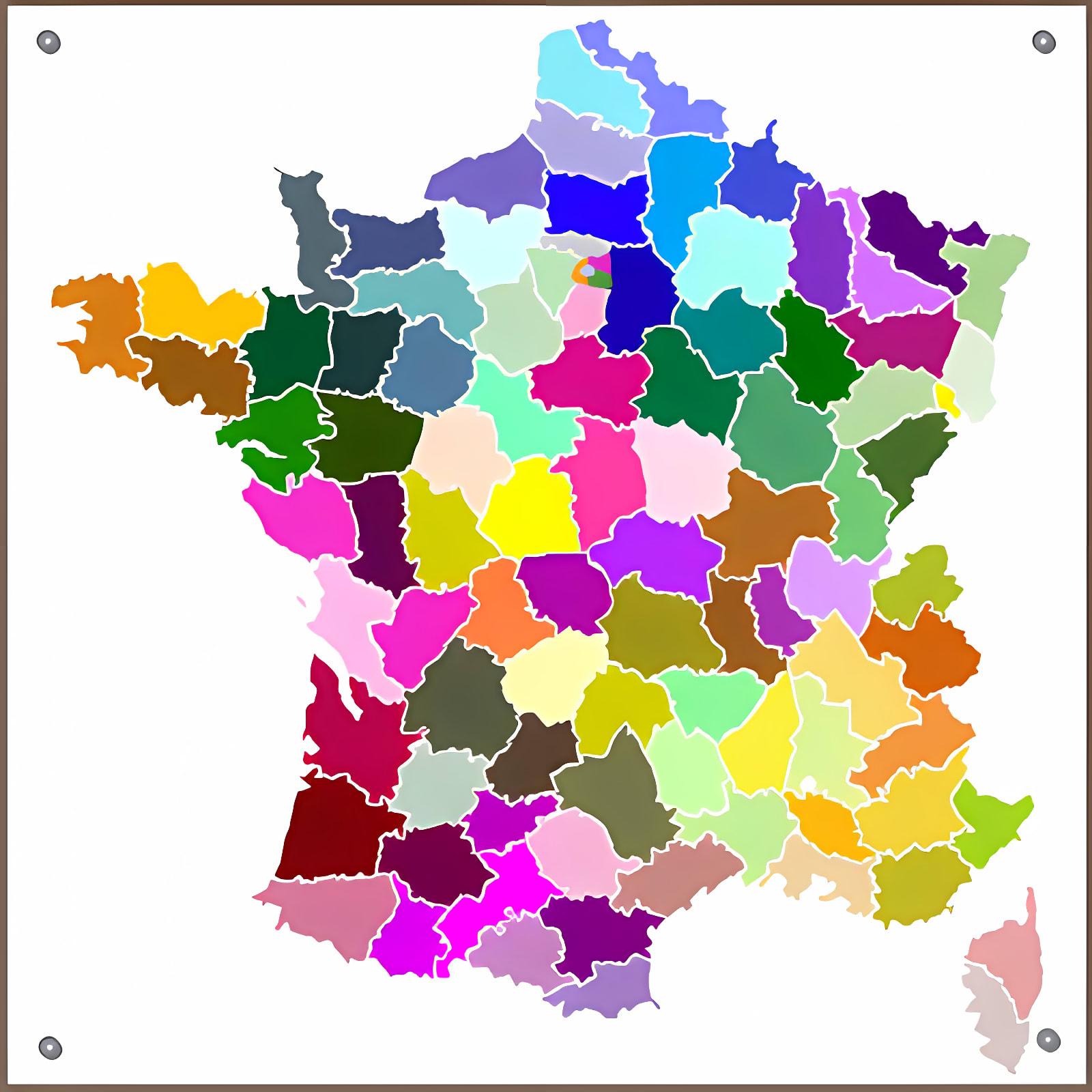 Geo Departements