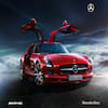 Mercedes SLS AMG Wallpaper