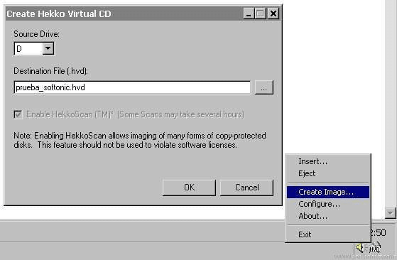 Hekko Virtual CD