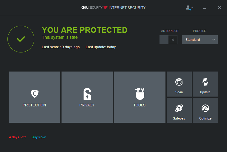 Chili Security Internet Security