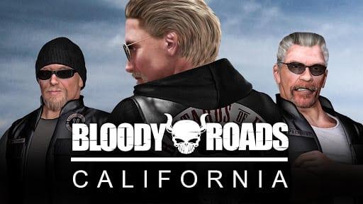 Bloody Roads, California
