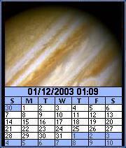 Image Calendar Solar System