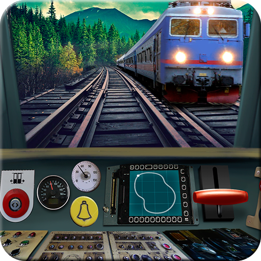 Train driving simulator 1.4