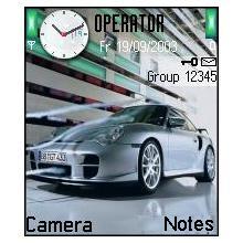 Porsche GT Theme