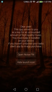 Noise FM - Unlocker