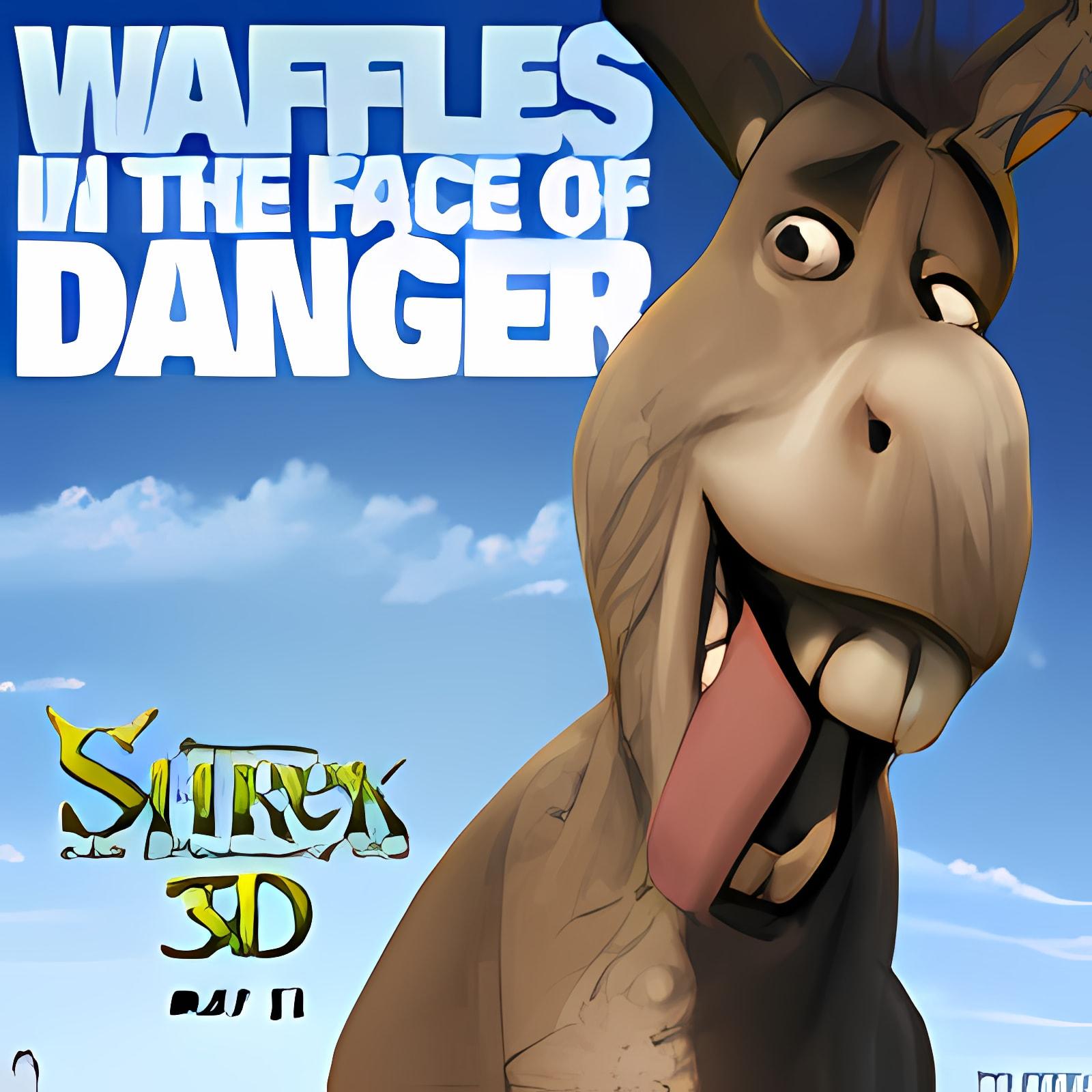Shrek 4 Wallpaper: Donkey