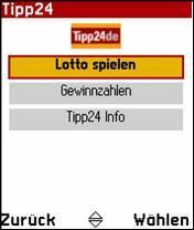 Joca Tipp24 Lotto Mobile