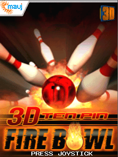 3D Ten-Pin Fire Bowl 1.1.1