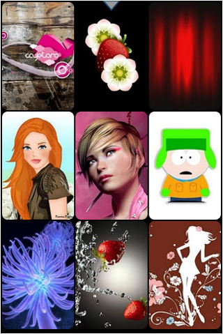 iWallpapers Fantastic Wallpaper & Background