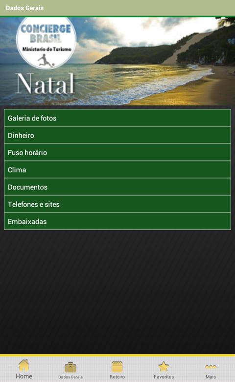 Concierge Brasil Natal
