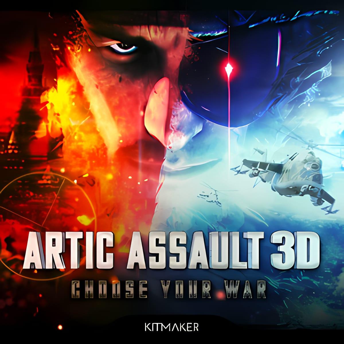 Artic Assault 3D 1.0.0