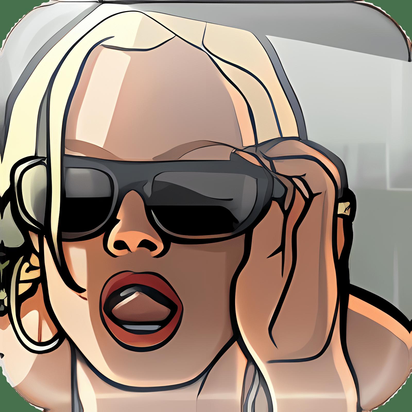 GTA: San Andreas Homegirls Ecran de veille