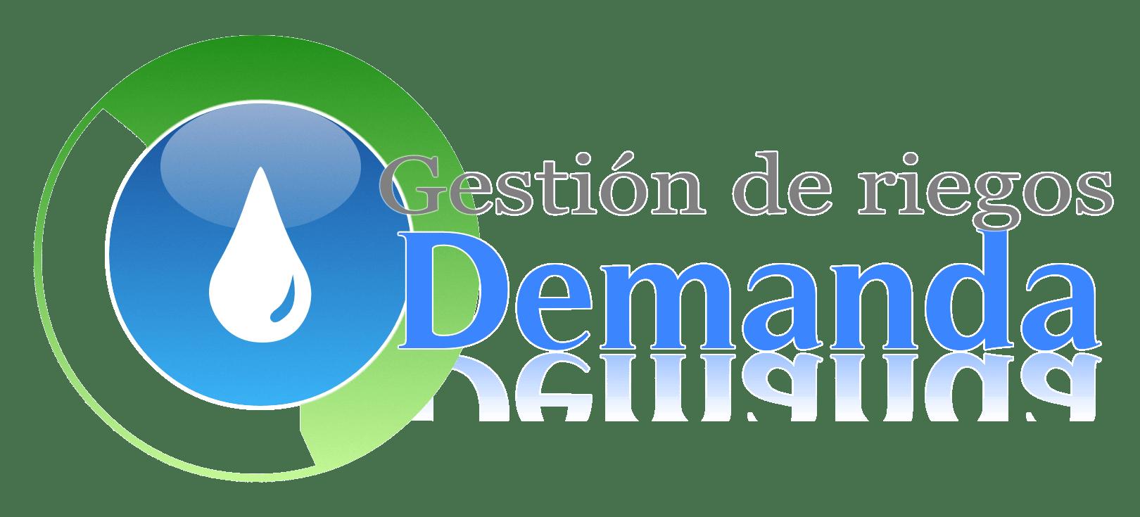 Demanda Gestion para Comunidades de Regantes 2015