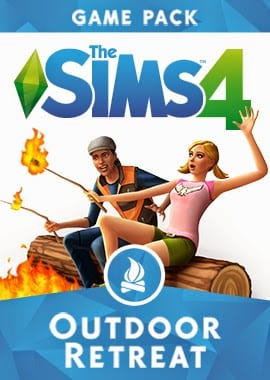 The Sims 4: Outdoor Retreat The Sims 4