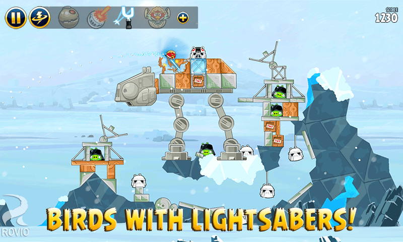 Angry Birds Star Wars Premium HD