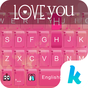 Love you Kika Keyboard 1.0