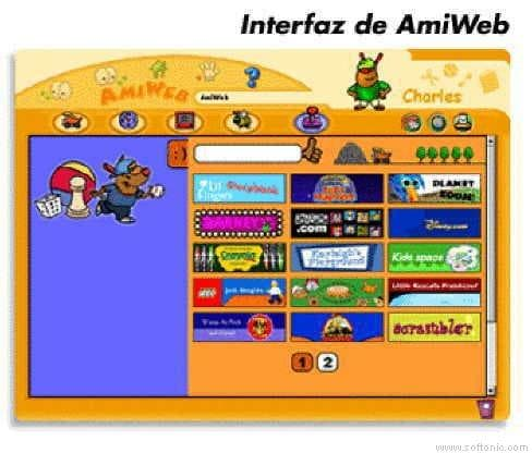 AmiWeb