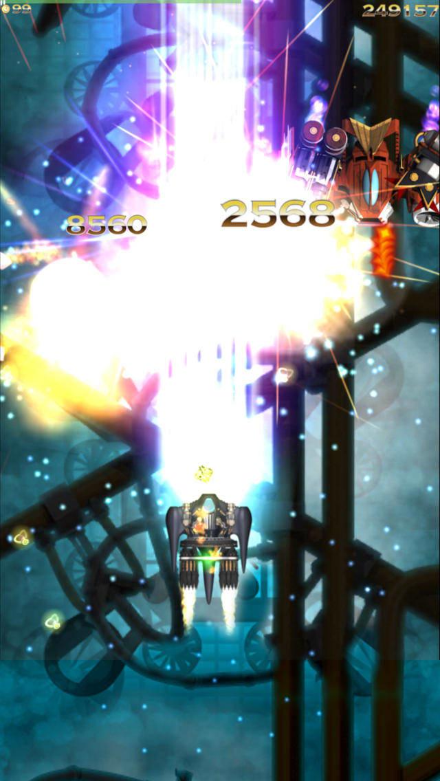 Phoenix HD - A Modern Arcade Shmup