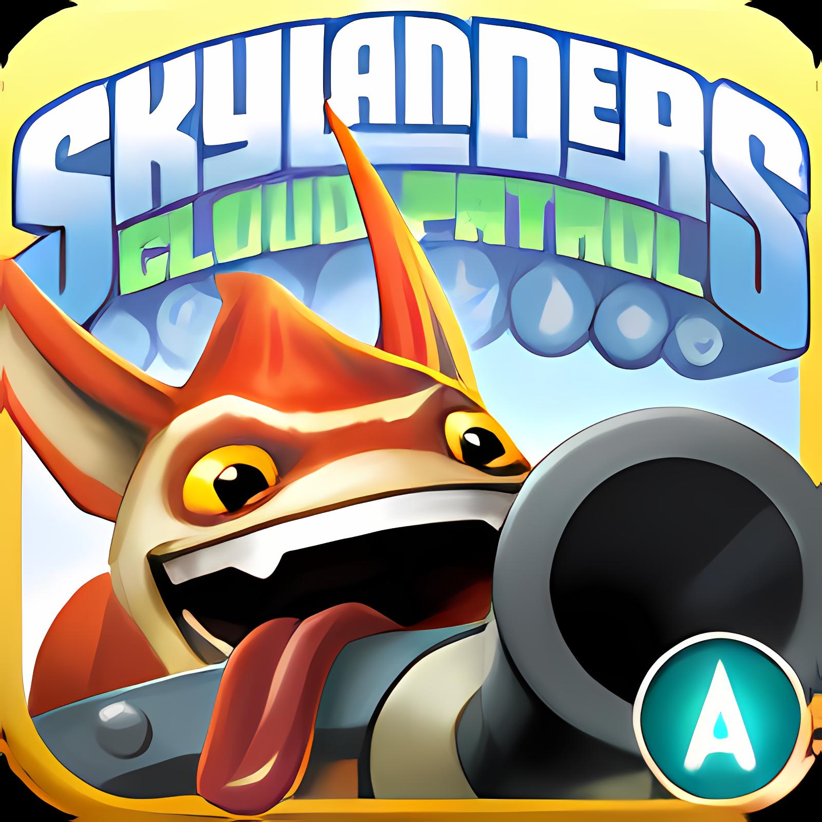Skylanders Cloud Patrol