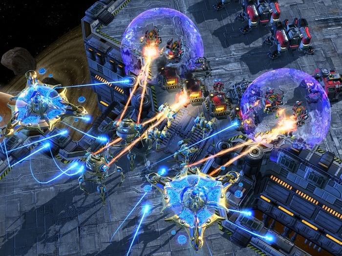 StarCraft II: Édition découverte