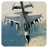 RMS F-16 Fighting Falcon Screensaver