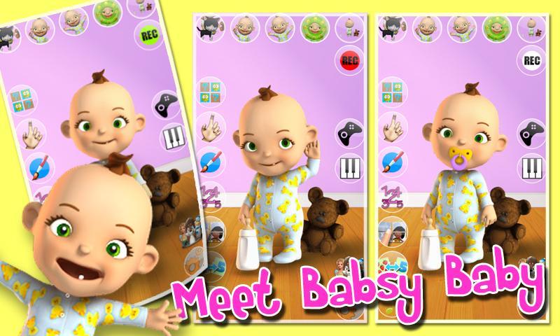 Babsy la Bambina Parlante