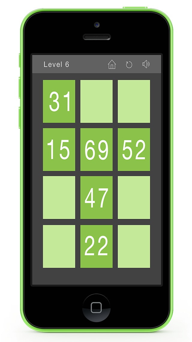 Brain Training - Remind numbers puzzle