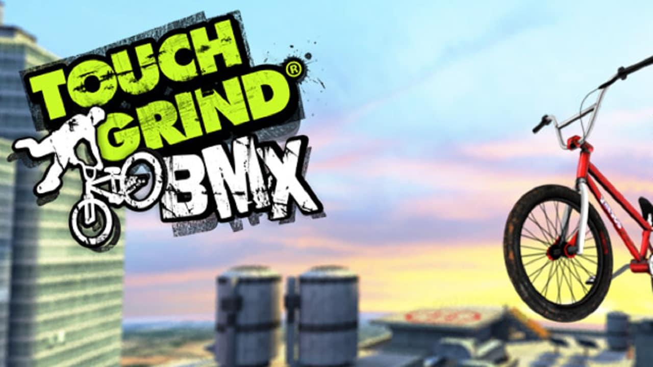 Touchgrind BMX